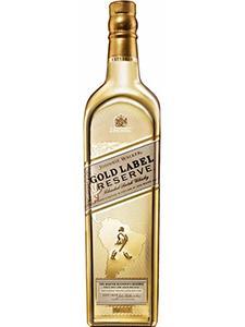 Johnnie Walker Gold Reserve Bullion Gold Bottle 70cl