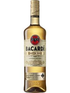 Bacardi Carta Oro 1L