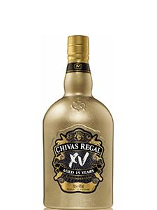 Chivas Regal XV 15Y Gold Edition 70cl