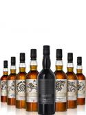 Game of Thrones Single Malt Whisky Collection Set 8x70cl