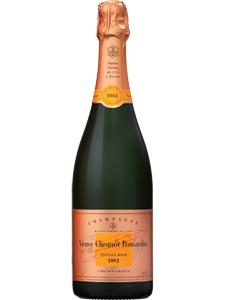 Veuve Clicquot Vintage Rose 2004 75cl