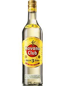 Havana Club 3 Anos 70cl