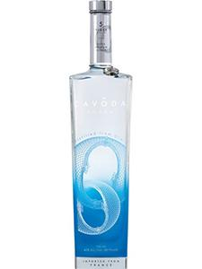 Cavoda Blue Vodka 70cl