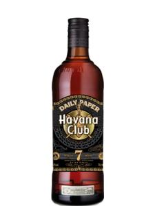 Havana Club x Daily Paper 7 Anos 70cl