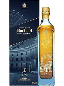 Johnnie Walker Blue Label Vienna Edition 70cl