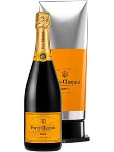 Veuve Clicquot Gouache Yellow Label 75cl